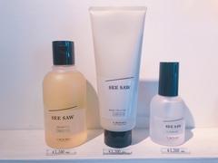 new shampoo **