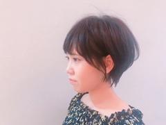 オトナ可愛いショート♡